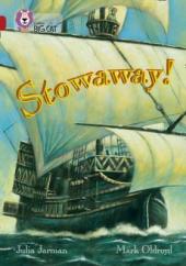 Stowaway! - фото обкладинки книги