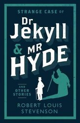 Strange Case of Dr Jekyll and Mr Hyde and Other Stories - фото обкладинки книги