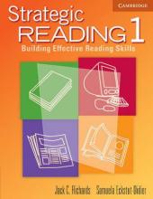 Strategic Reading 1. Student's book - фото обкладинки книги