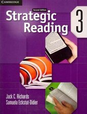 Strategic Reading 2nd Edition Level 1. Student's Book - фото обкладинки книги