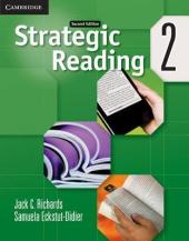 Strategic Reading 2nd Edition Level 2. Student's Book - фото обкладинки книги