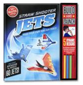 Straw Shooter Jets - фото обкладинки книги
