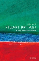 Stuart Britain: A Very Short Introduction - фото обкладинки книги