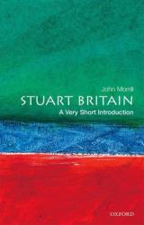 Stuart Britain: A Very Short Introduction - фото обкладинки книги