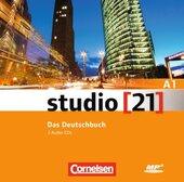 Studio 21 A1. Audio CDs (набір із 2 аудіодисків) - фото обкладинки книги