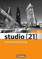 Studio 21 A1. Unterrichtsvorbereitung (Print) mit Arbeitsblattgenerator - фото обкладинки книги