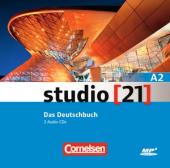 Studio 21 A2. Audio CDs (набір із 2 аудіодисків) - фото обкладинки книги
