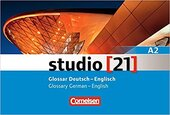 Studio 21 A2. Glossar Deutsch-English (словник) - фото обкладинки книги