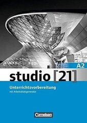 Studio 21 A2. Unterrichtsvorbereitung (Print) mit Arbeitsblattgenerator - фото обкладинки книги