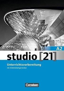 Studio 21 A2. Unterrichtsvorbereitung (Print) mit Arbeitsblattgenerator - фото книги
