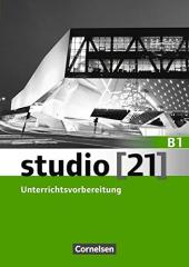 Studio 21 B1. Unterrichtsvorbereitung (Print) - фото обкладинки книги