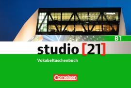 Studio 21 B1. Vokabeltaschenbuch (словник) - фото книги