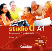 Studio d A1/1. CD (до розділів 1-6) - фото обкладинки книги