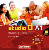 Studio d A1. Lerner-CD-ROM. Interaktives Ubungsangebot (диск з додатковими вправами) - фото обкладинки книги