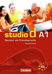 Studio d A1. Sprachtraining mit eingelegten Losungen - фото обкладинки книги