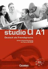 Studio d A1. Unterrichtsvorbereitung mit Demo CD-ROM - фото обкладинки книги