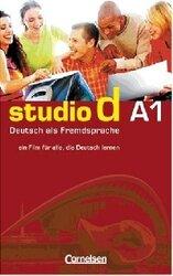 Studio d A1. Video-Cass mit Ubungsbooklet (відеодиск+брошура із завданнями) - фото обкладинки книги