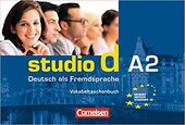 Studio d A2. Vokabeltaschenbuch (словник) - фото обкладинки книги