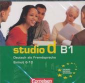 Studio d B1/2. CD (до розділів 6-10) - фото обкладинки книги