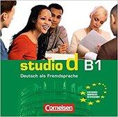 Studio d B1. Audio CDs (набір із аудіодисків) - фото обкладинки книги