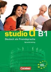 Studio d B1. Sprachtraining mit eingelegten Losungen - фото обкладинки книги