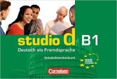 Studio d B1. Vokabeltaschenbuch (словник) - фото обкладинки книги