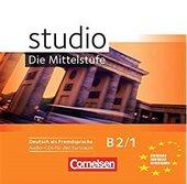Studio d B2/1. Audio CD - фото обкладинки книги