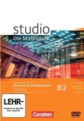 Studio d B2. Video-DVD (відеодиск) - фото обкладинки книги