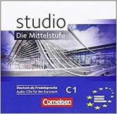 Studio d C1 Die Mittelstufe. Audio-CD - фото обкладинки книги