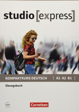 Studio express A1-B1. bungsbuch - фото книги