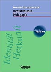 Studium kompakt: Interkulturelle Pdagogik - фото обкладинки книги