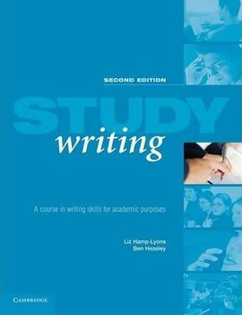 Study Writing 2nd edition: A Course in Written English for Academic Purposes - фото книги