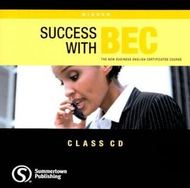 Аудіодиск Success with BEC Higher Class CD