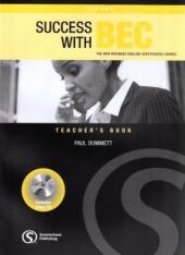 Success with BEC Higher : Teacher's Book - фото обкладинки книги