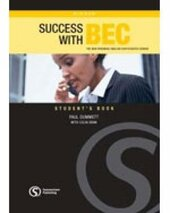 Success with BEC Higher : The New Business English Certificates Course - фото обкладинки книги
