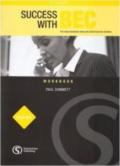 Success with BEC Higher : Workbook - фото обкладинки книги