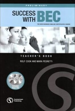 Success with BEC Preliminary - Teacher's Book - фото книги