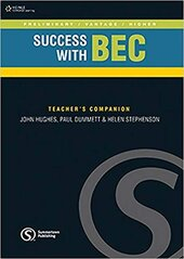 Посібник Success with BEC Teacher's Companion