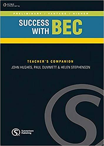 Книга для вчителя Success with BEC Teacher's Companion
