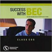 Робочий зошит Success with BEC Vantage Audio CD