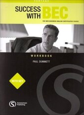 Success with BEC Vantage : Workbook - фото обкладинки книги