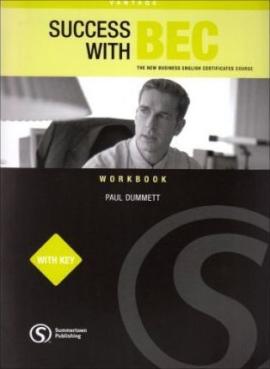 Success with BEC Vantage : Workbook - фото книги