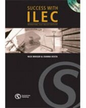 Success with ILEC : International Legal English Certificate - фото обкладинки книги