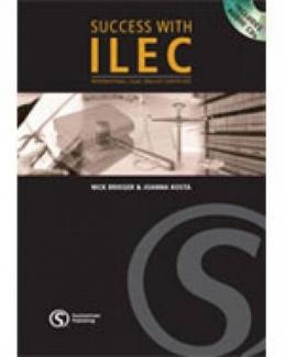 Success with ILEC : International Legal English Certificate - фото книги