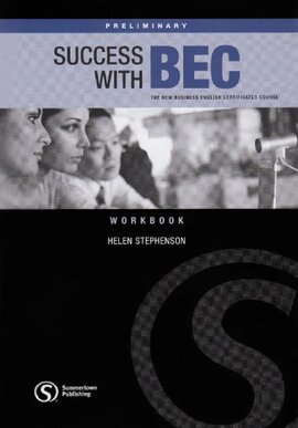 Success wtih BEC Preliminary - Workbook without Key - фото книги