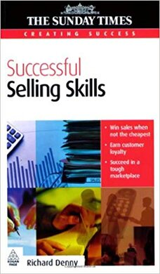Successful Selling Skills - фото книги