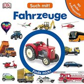 Such Mit! Fahrzeuge - фото обкладинки книги