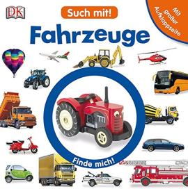 Such Mit! Fahrzeuge - фото книги