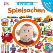 Such Mit! Spielsachen - фото обкладинки книги
