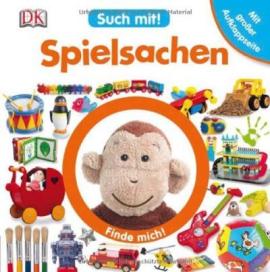 Such Mit! Spielsachen - фото книги